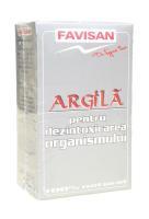 Argila pulbere 100 g Favisan 0