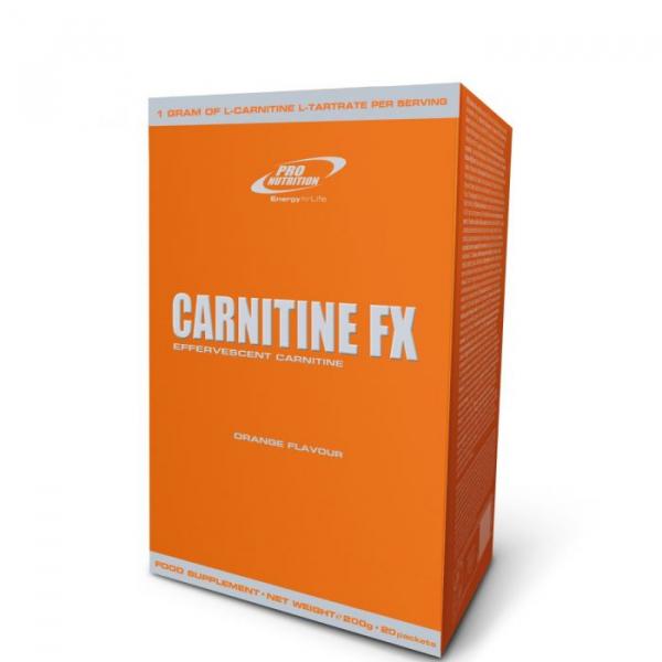Carnitine Fx 20 plicuri 0