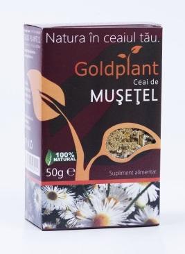 Ceai de Musetel 50g Gold Plant 0