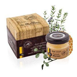 Crema anti-aging pentru ochi cu mirt, labdanum, ceara albine 25 ml 0