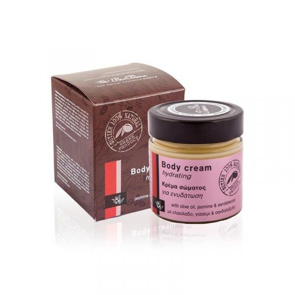 Crema de corp hidratanta cu Iasomie si Lemn de Santal 200 ml [0]