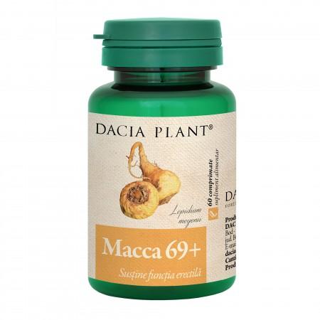 Macca 69+ comprimate [0]