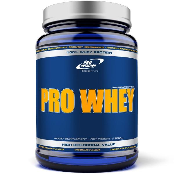 Pro Whey cu aroma de ciocolata, 900 g Pro Nutrition 0