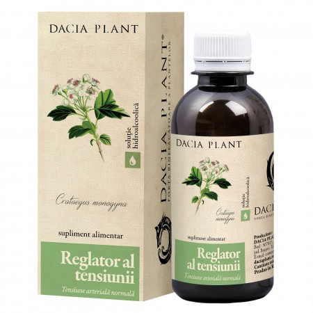 Reglator al Tensiunii tinctura 200 ml Dacia Plant 0