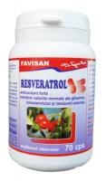 Resveratrol 70 cps Favisan 0