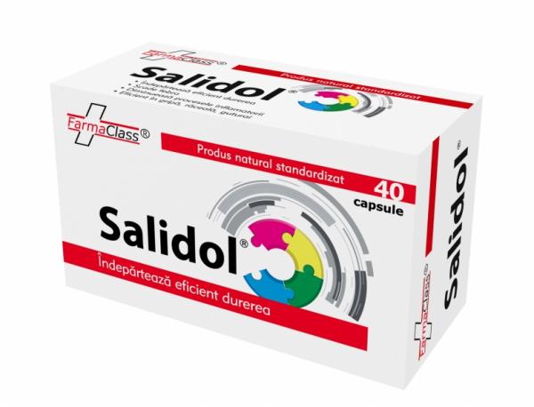 Salidol, 40 capsule 0
