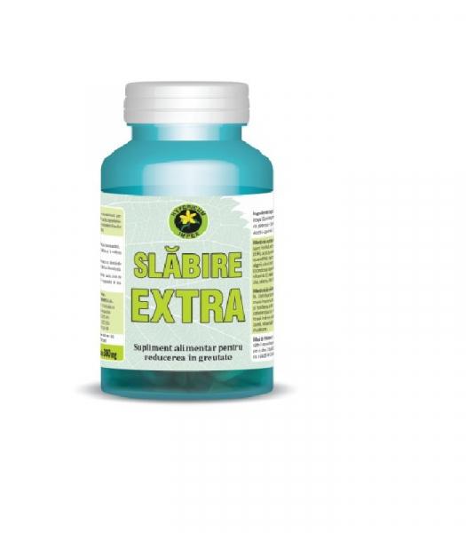 Slabire Extra, 60 capsule - Hypericum Impex 0