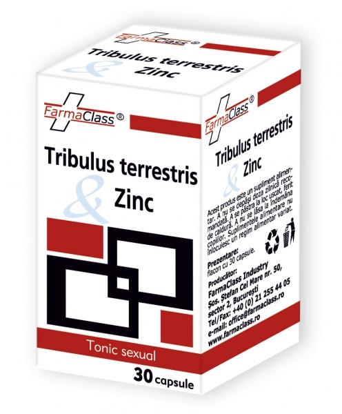 Tribulus terrestris & Zinc 0