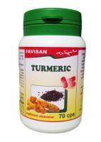 Turmeric 70 cps Favisan 0