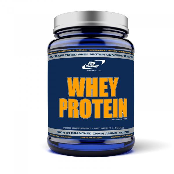 Whey Protein 1000g ciocolata Pronutrition [0]
