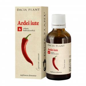 Ardei Iute - Tinctura 50 ml - Dacia Plant