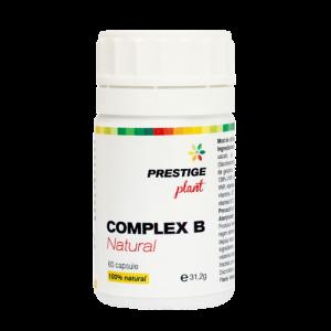 Complex B natural 60 cps Prestige Plant