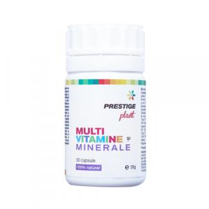 Multi VItamine si Minerale 60 cps Prestige Plant