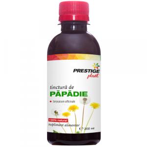 Tinctură Păpădie 200 ml Prestige Plant