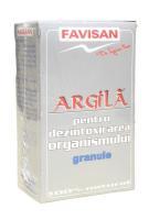 Argila granule 100 g Favisan