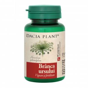 Branca Ursului 60  comprimate Dacia Plant