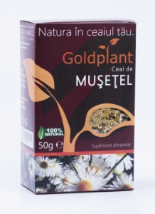 Ceai de Musetel 50g Gold Plant