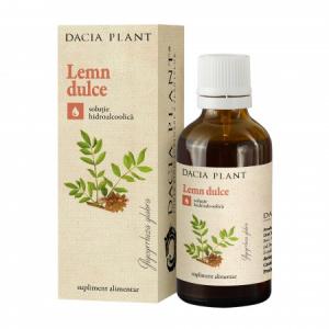 Lemn Dulce - tinctura 50 ml - Dacia Plant