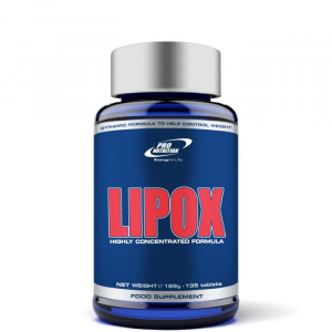 Lipox 135 Tablete Pro Nutrition (arzator de grasime)