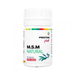 MSM Natural 60 cps Prestige Plant