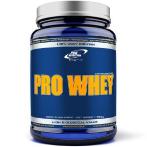 Pro Whey cu aroma de ciocolata, 900 g Pro Nutrition