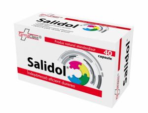 Salidol, 40 capsule