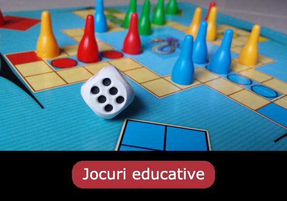 Jocuri Educative