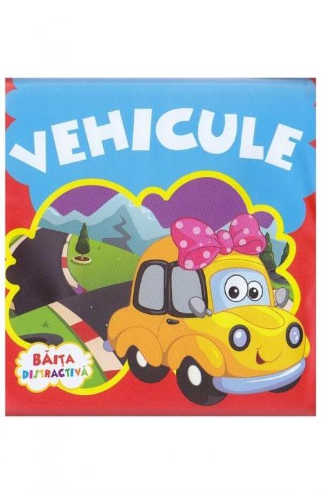 Carte Băiţa Distractivă - VEHICULE [0]