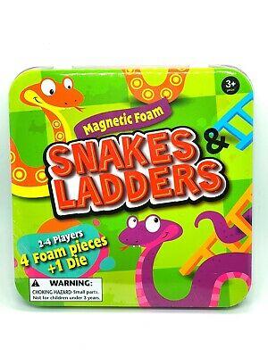 Joc magnetic Şerpi şi scări - SNAKES AND LADDERS [0]