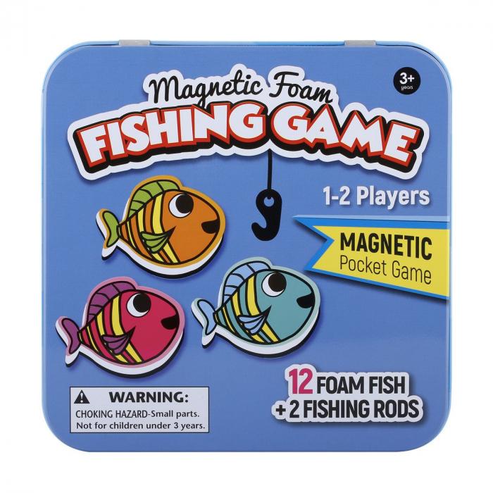 Joc magnetic de pescuit - FISHING GAME [0]