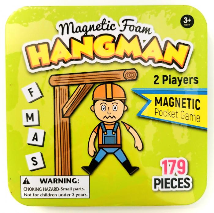 Joc magnetic Spânzurătoarea - HANGMAN [0]