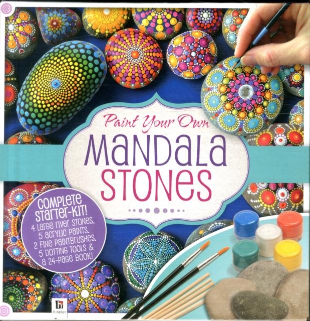 Pictează cu tehnica Mandala - Paint Your Own Mandala Stones [0]