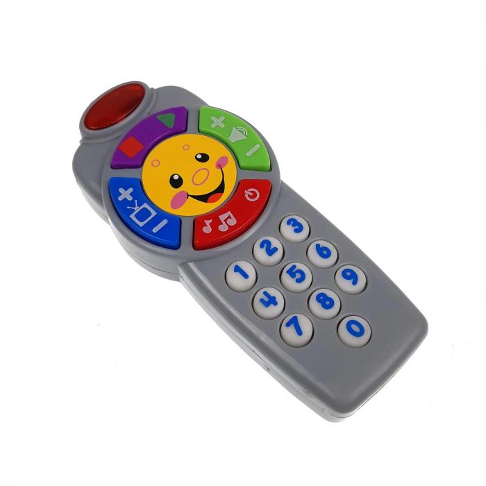 Telefon interactiv de jucărie cu sunete - Learning Phone Happy Grow [0]