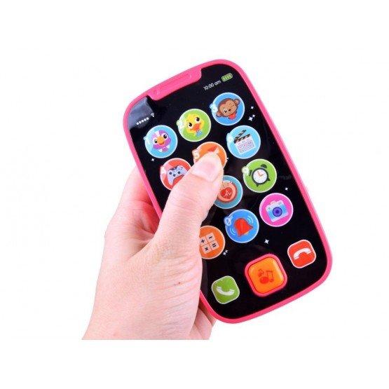 Primul meu smartphone HOLA roz [1]