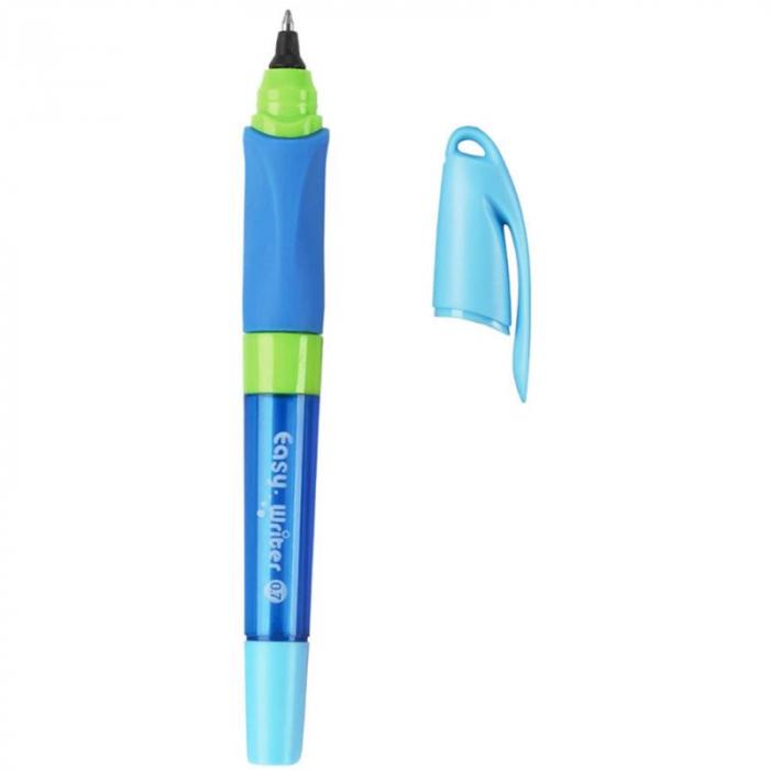 Stilou Roller Easy Writer Keyroad albastru [0]