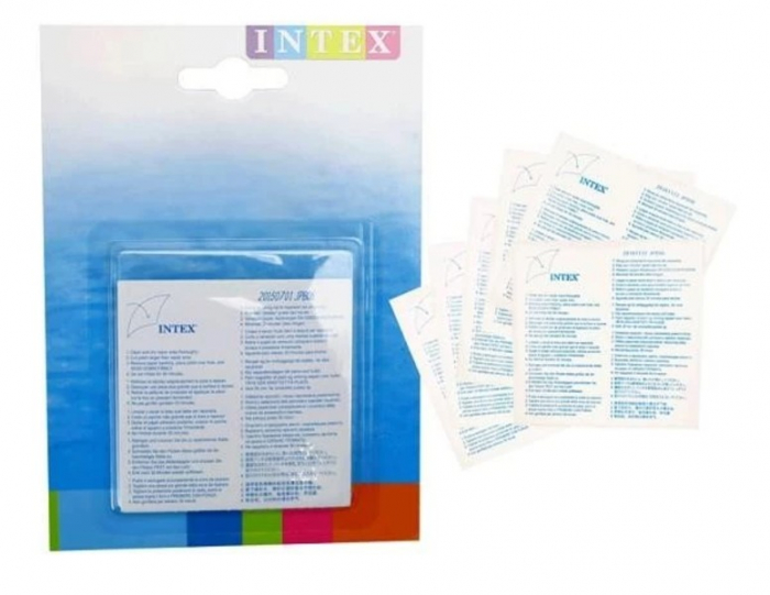 Kit reparații produse gonflabile INTEX [0]