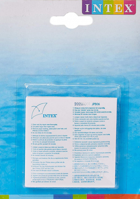 Kit reparații produse gonflabile INTEX [1]