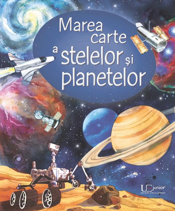 Marea carte a stelelor si planetelor (Usborne) [0]