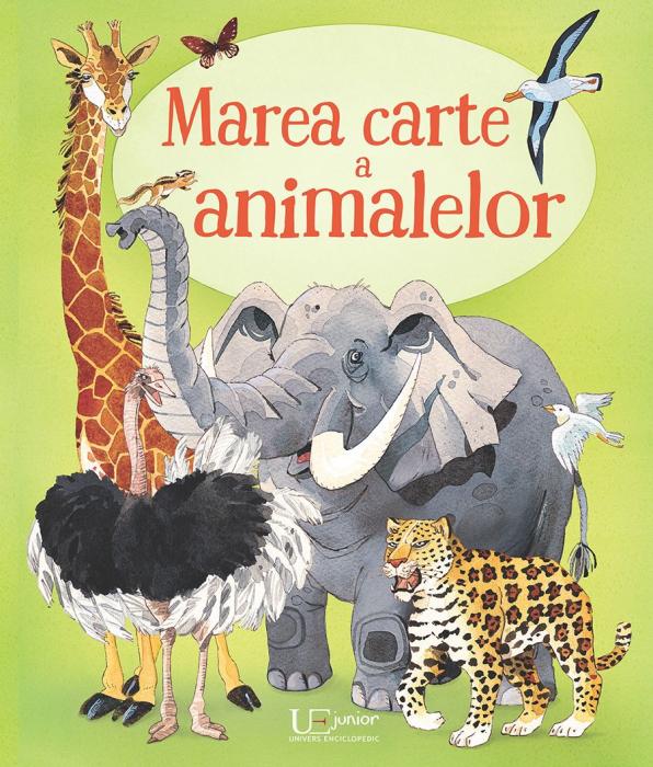 Marea carte a animalelor (Usborne) [0]