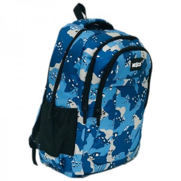 Rucsac Fashion albastru+negru MES211620L [2]