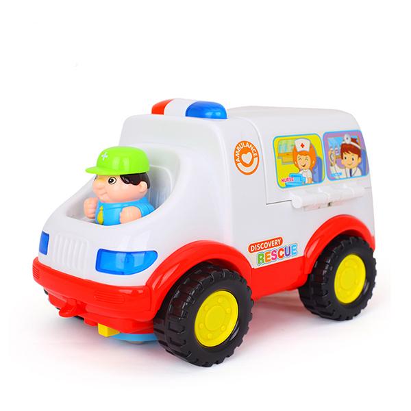Ambulanța interactivă cu pacient Hola [4]