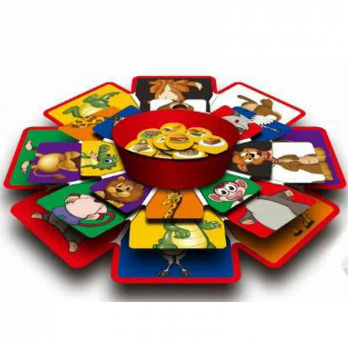 ROTATING PUZZLE Board Game [2]