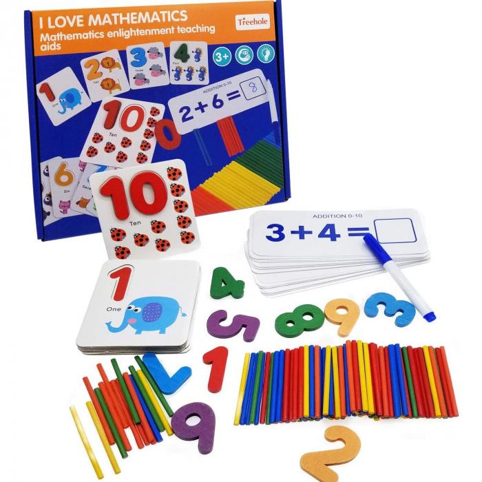 Joc de asociere și matematică I LOVE MATHEMATICS [0]