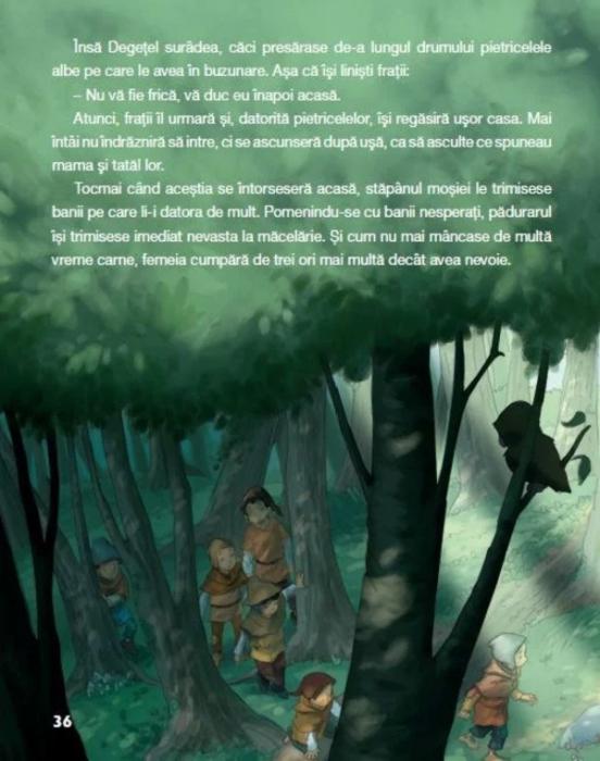 Cele mai frumoase povești. Ch. Perrault [3]
