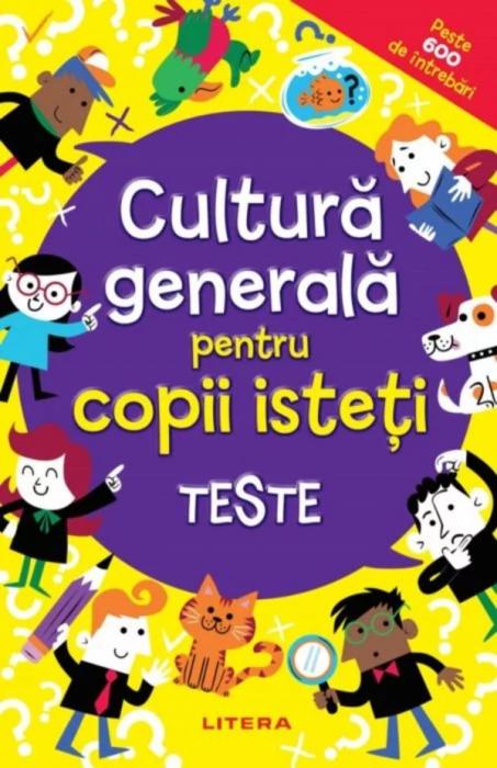 Cultură generală pentru copii isteți. Teste [0]