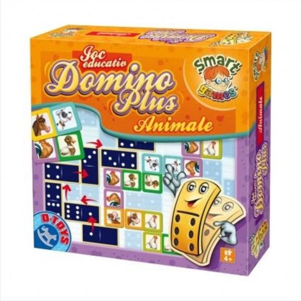 Joc Educativ Domino Plus - Animale [0]