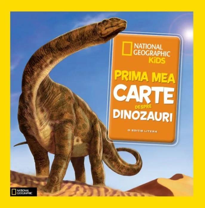 Prima mea carte despre dinozauri [0]