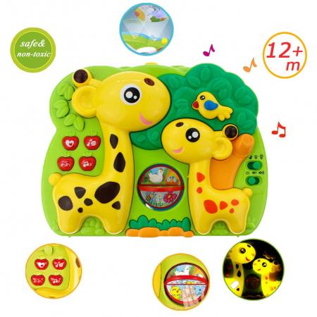 Proiector Girafă pentru pătuţ bebe [0]