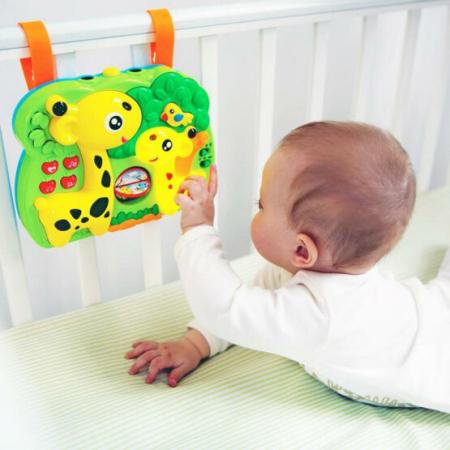 Proiector Girafă pentru pătuţ bebe [1]