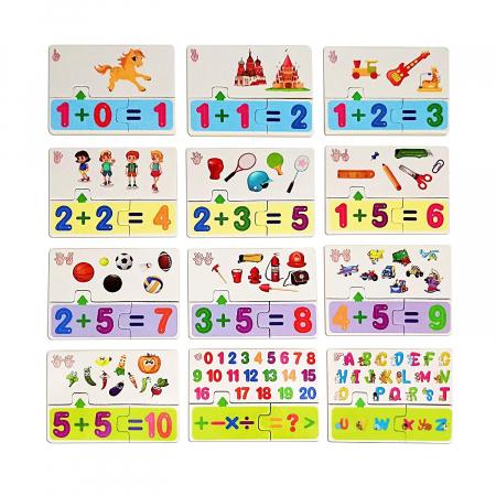 Mini joc cu funcții multiple- asociere, sortare, calcule matematice [1]